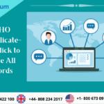 ZOHO Deduplicate – One Click to Merge All records