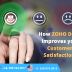 How Zoho Desk Improves Your Customer Satisfaction