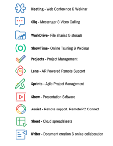 ZOHO remote features