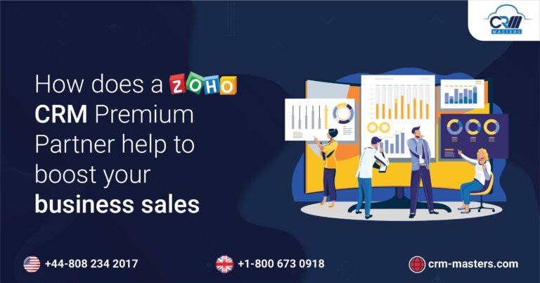 ZOHO premium partner